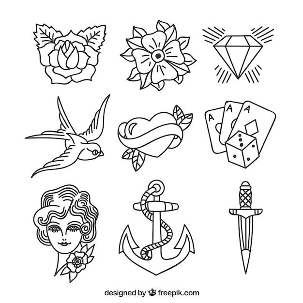 Pdf tattoo catalog