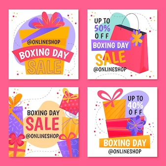 Raccolta di raccolta di post instagram boxing day