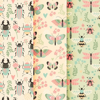 Collection of bug patterns