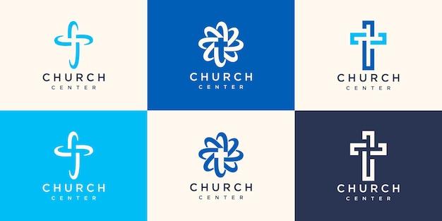 Collection of church logo