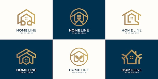 Collection design home line concept