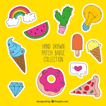 Collection of great patches