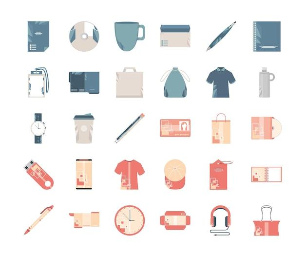 컬렉션 아이덴티티 기업