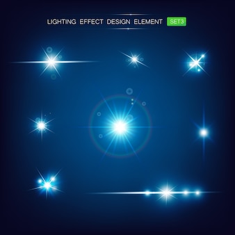 Collection of lighting effect