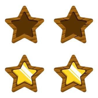 ゲーム、ui、バナー、アプリのデザイン、インターフェース、ゲーム開発のためのコレクションメダルデザイン。