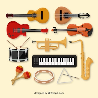 Instruments Vectors, Photos and PSD files | Free Download
