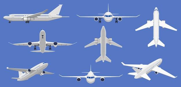 비행기 비행 컬렉션