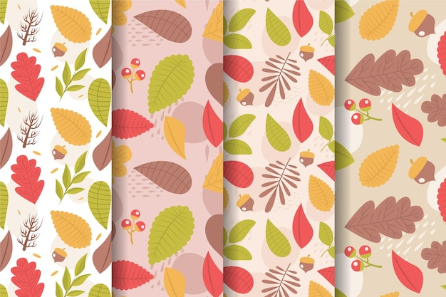 가 패턴의 컬렉션