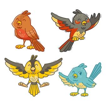 鳥のコレクション