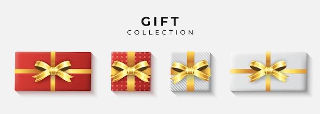 クリスマスプレゼントのコレクション