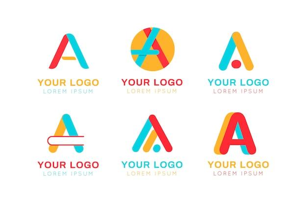 Коллекция различных логотипов