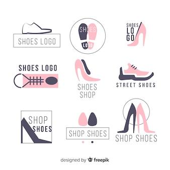 패션 신발 로고 컬렉션