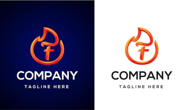 Коллекция логотипа fire