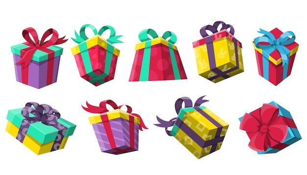 Коллекция подарков победителя розыгрыша