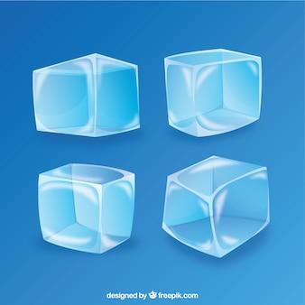 얼음 조각 모음
