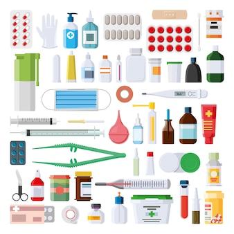 의료 장비 수집