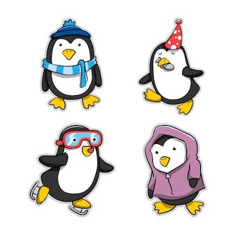 ペンギン漫画アクションのコレクション