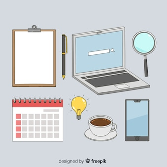Collection of planning elements