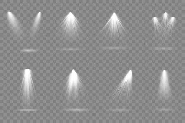 舞台照明スポットライト集