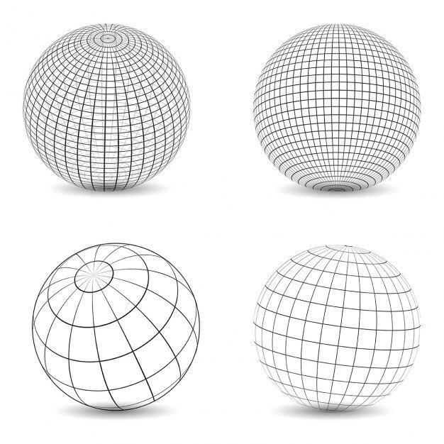 sphere vectors photos and psd files free download rh freepik com vector sphere intersection vecteur sphere
