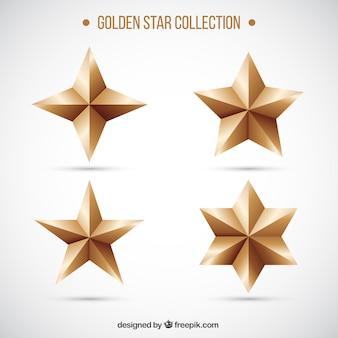 Raccolta di stelle alla moda