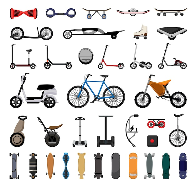 Collection of transport