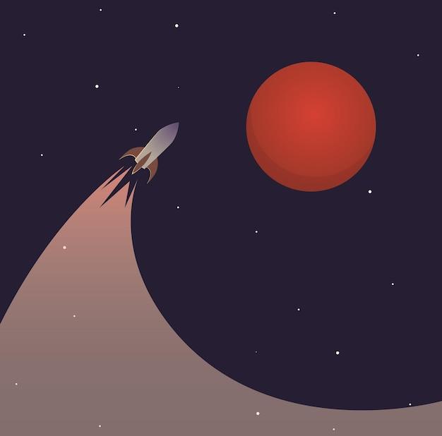惑星火星ミッションの植民地化