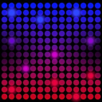Color  holiday light  background . illustration