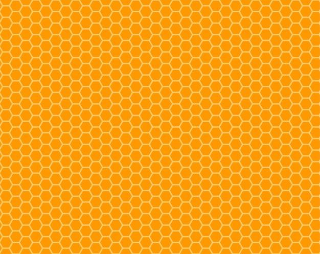 컬러 벌집 원활한 패턴