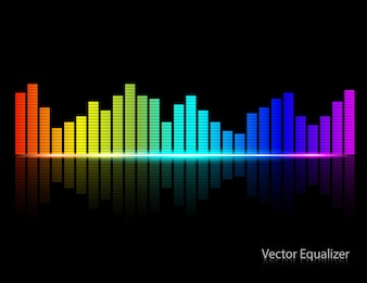 Color Music Equalizer
