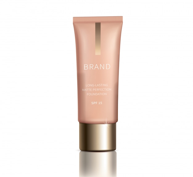 Color stay foundation for radiant complexion