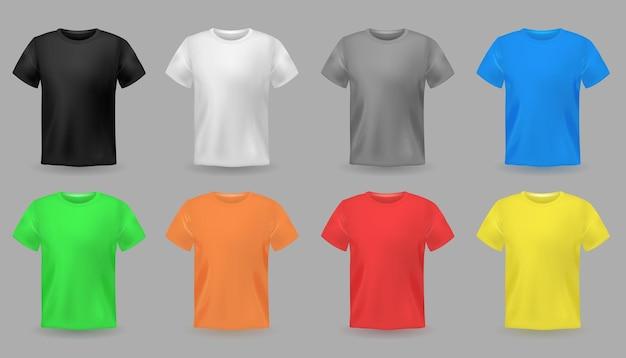 컬러 티셔츠 세트