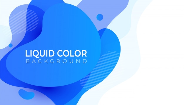 Colored abstract modern graphic banner design for mobile