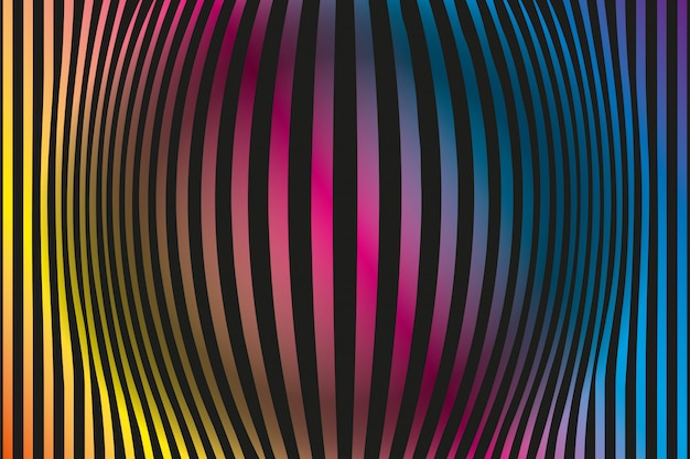 Colored background pattern