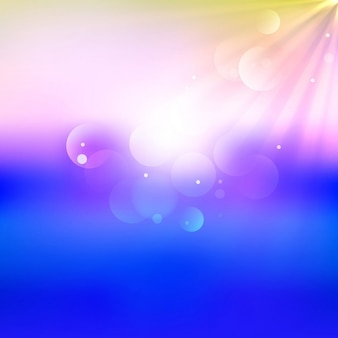 Sfondo sfocato colorful