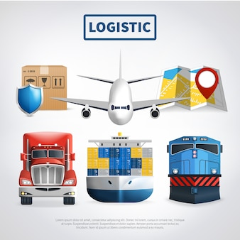 Colored logistic template
