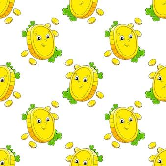 컬러 원활한 패턴