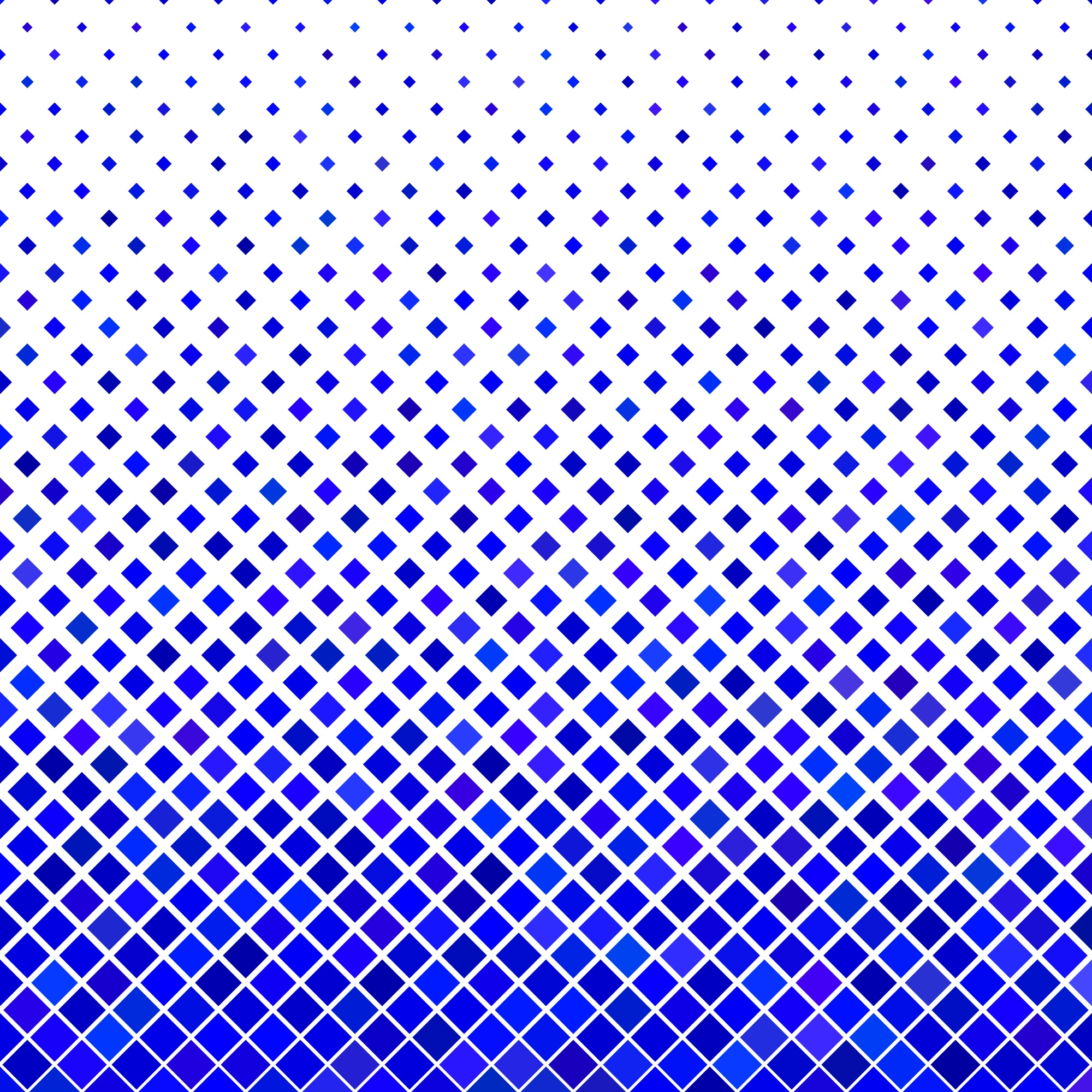 Colored square pattern background - geometric vector illustration
