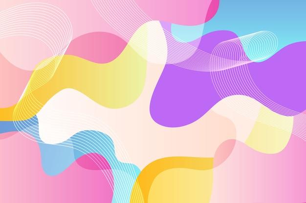 Красочный абстрактный фон концепции