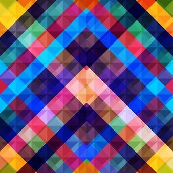 Абстрактный стиль стрелка геометрических фон
