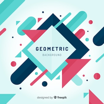 Colorful abstract background with modern style