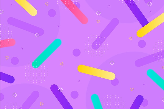 다채로운 추상적 인 배경
