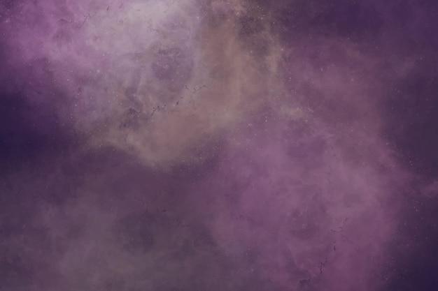 Nebulosa astratta colorata