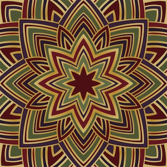 Colorful background of abstract stars. template for carpet, shawl.
