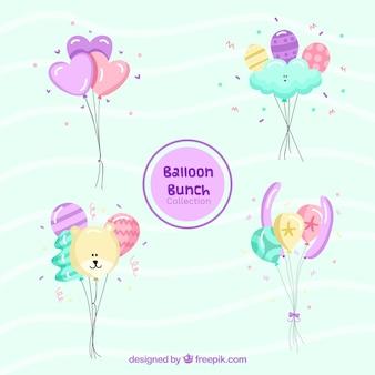 Set palloncino colorato