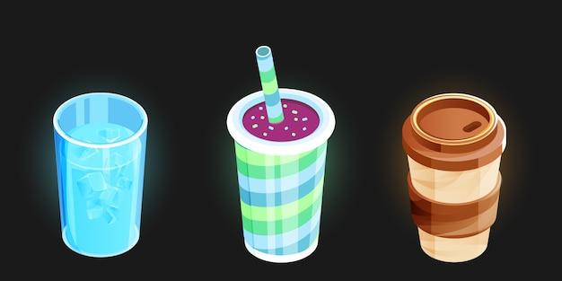 Красочные напитки