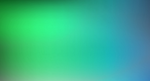 Colorful blurred background made with gradient mesh