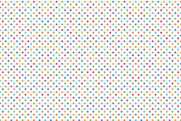 Colorful checkered pattern on a gray chess diamond background