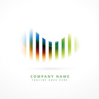 Colorful company logo