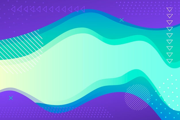 Colorful conceptual background